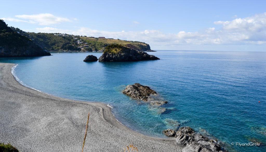 mejores playas de Riviera dei Cedri