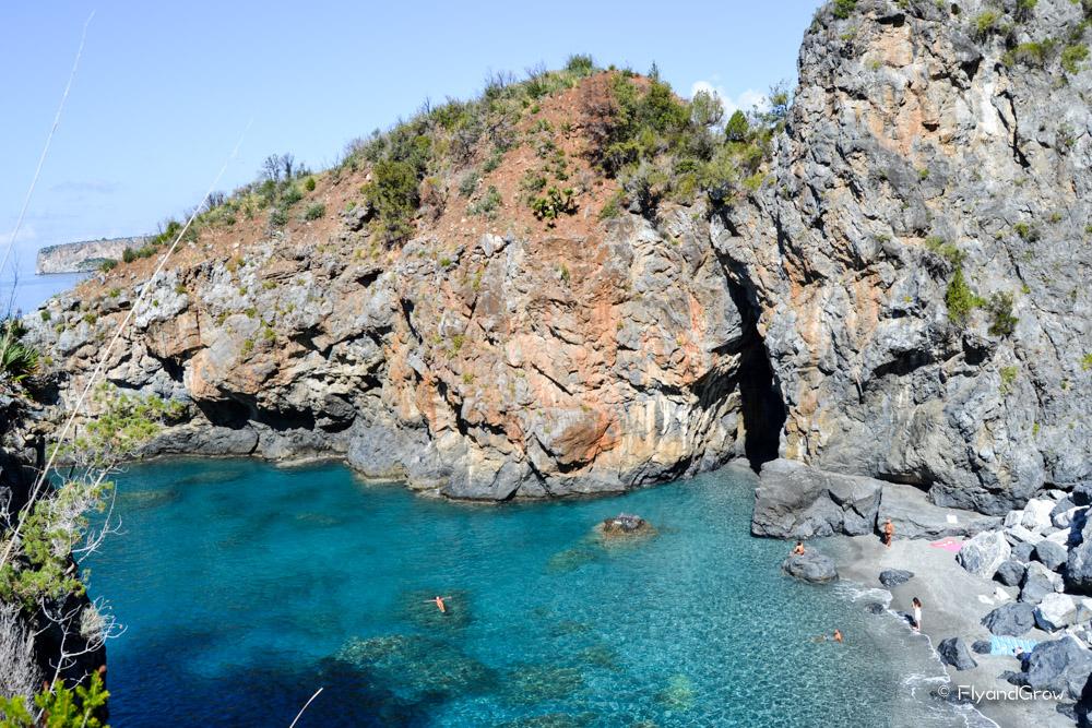 Playa del Arco Magno
