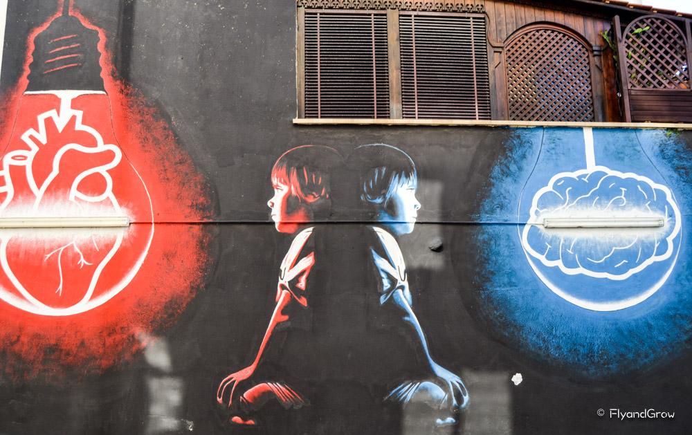 streetart Diamante