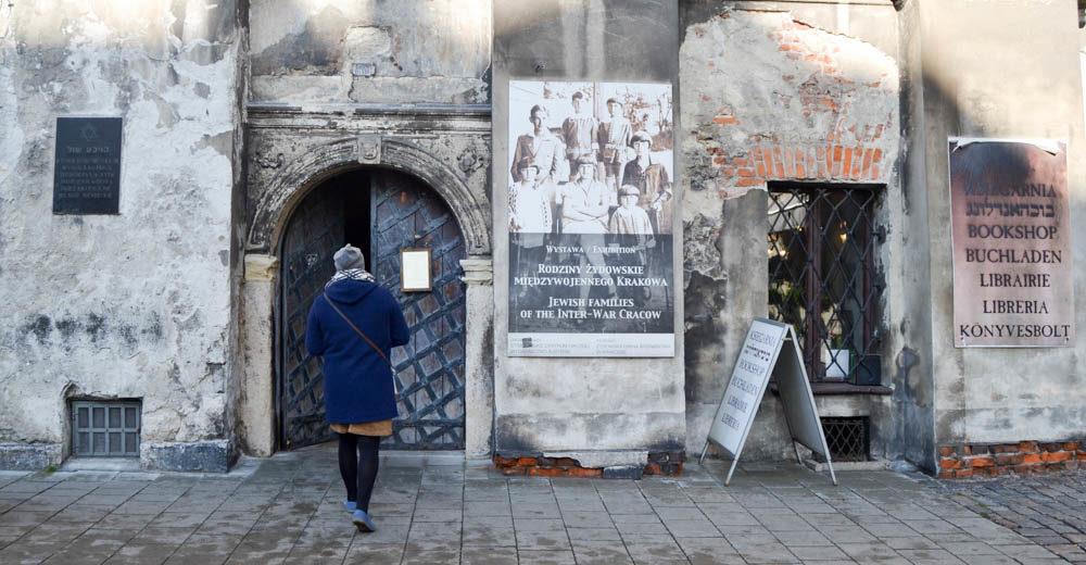 Barrio judío de Cracovia: Kazimierz y Podgórze