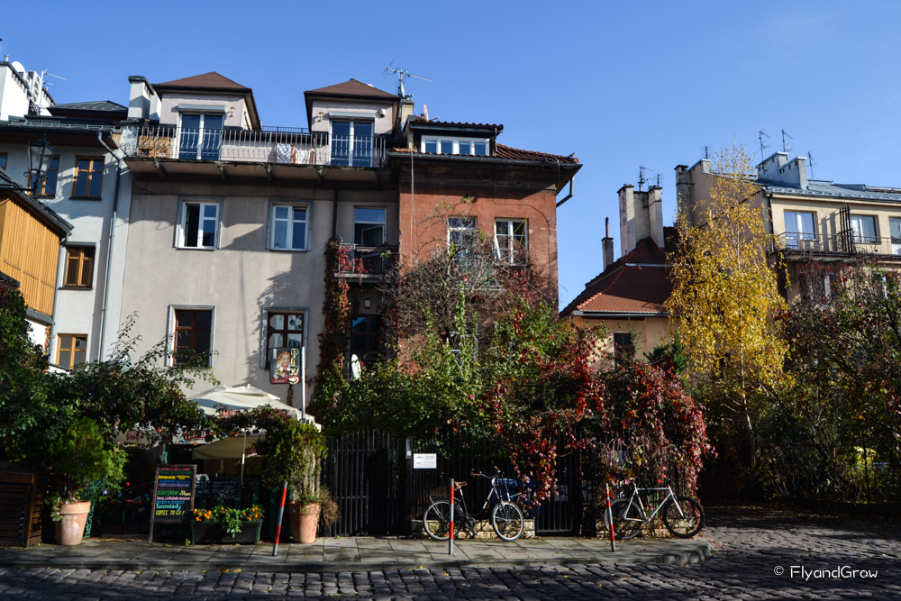 Barrio de Kasimierz