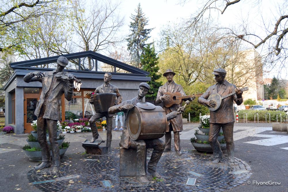 Músicos de Varsovia