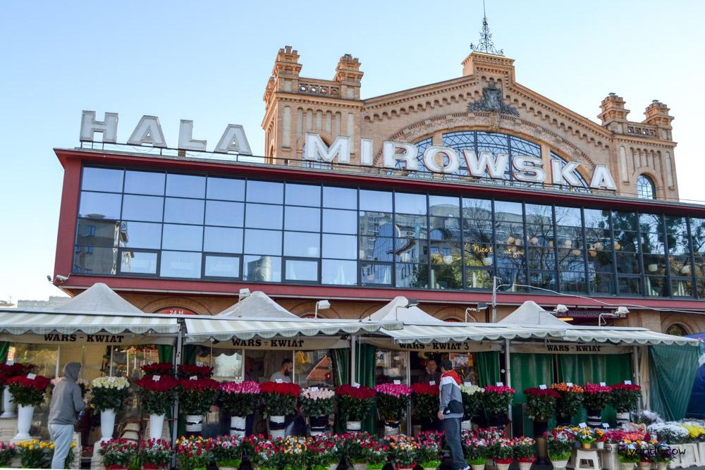 Mercado de Varsovia