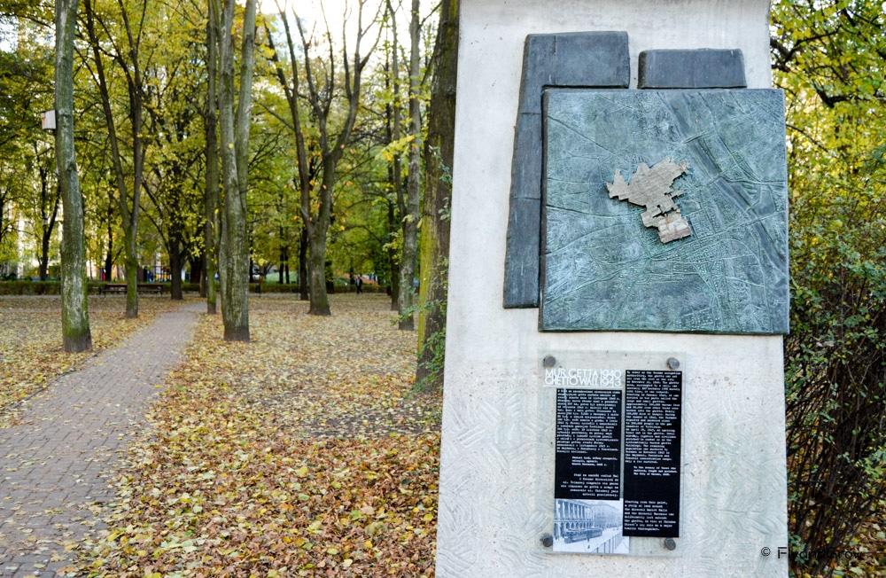 El gueto de Varsovia hoy