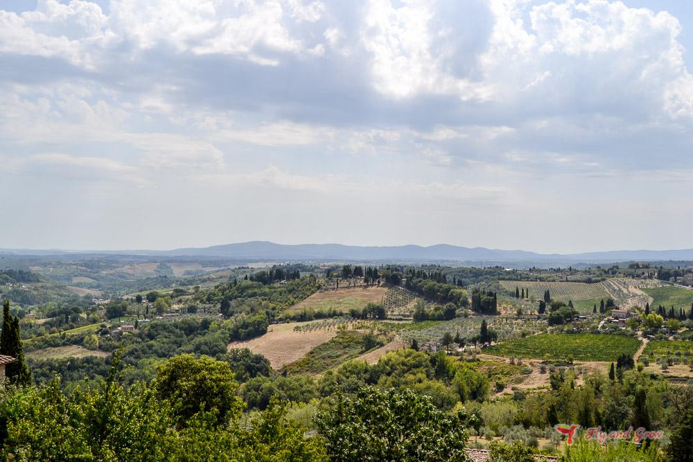 Miradores a la Toscana