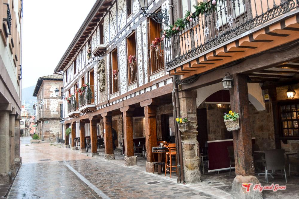 En busca de los pueblos más bonitos de La Rioja