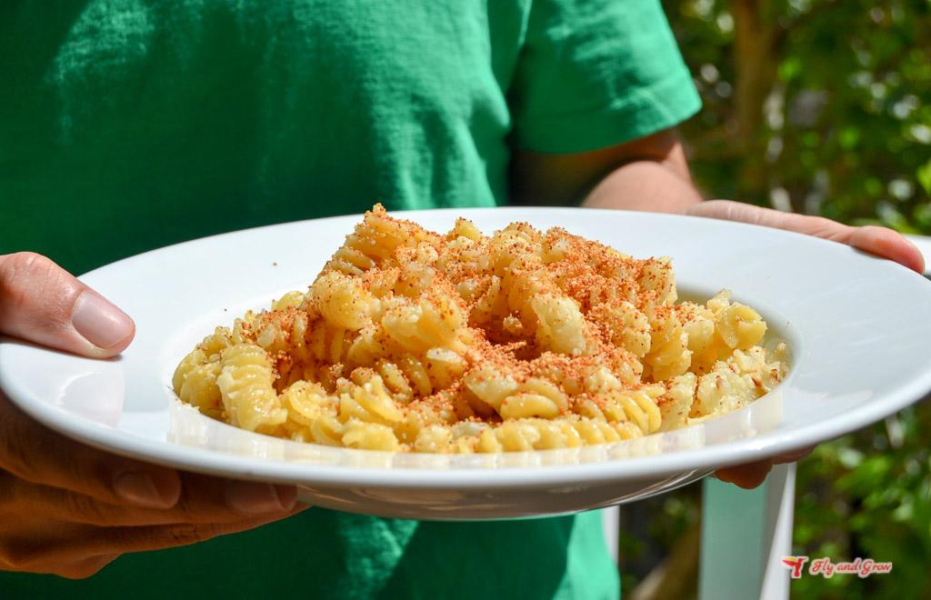 Pasta con coliflor: receta fácil de pasta con verdura