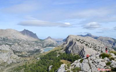 Ruta al Puig de L'Ofre desde Cúber