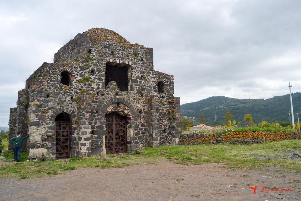 cuba bizantina en Sicilia
