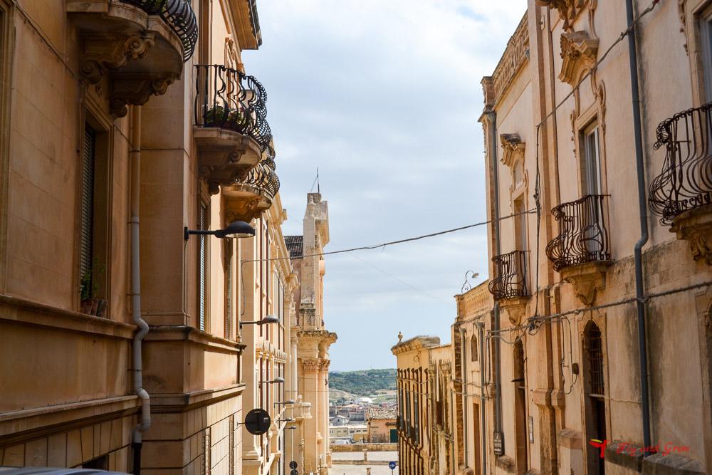 Pueblo de Sicilia Oriental