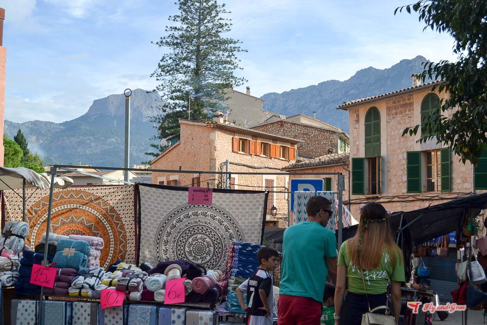 Mercado de Sóller