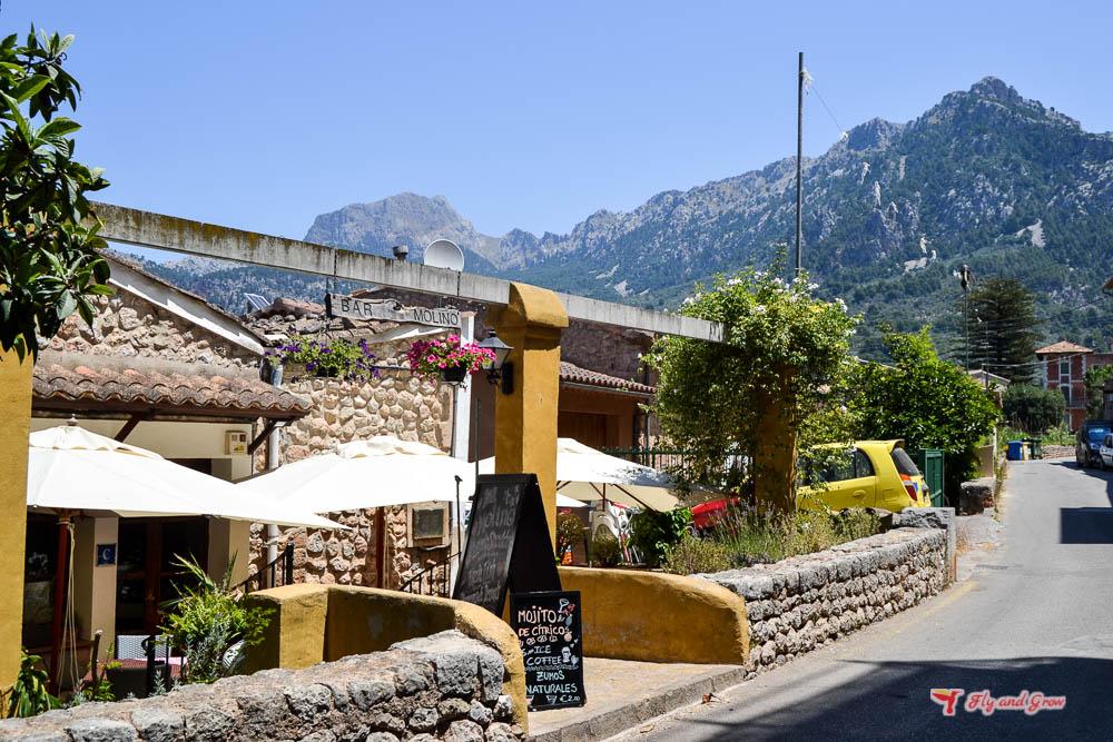 bar El Molino, Sóller