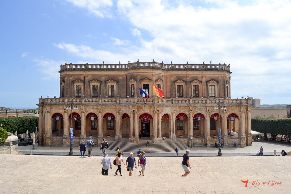 teatro barroco de noto