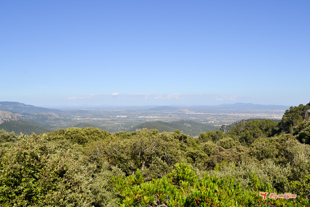 Vistas Ermita de Maristella