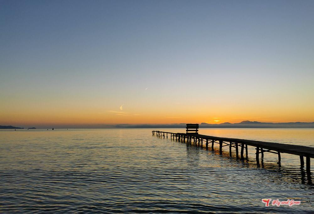 mejor amanecer Mallorca