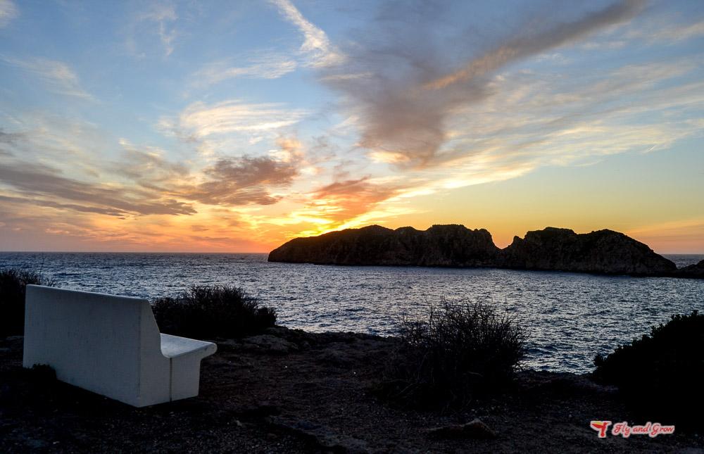 donde ver en atardecer en Mallorca