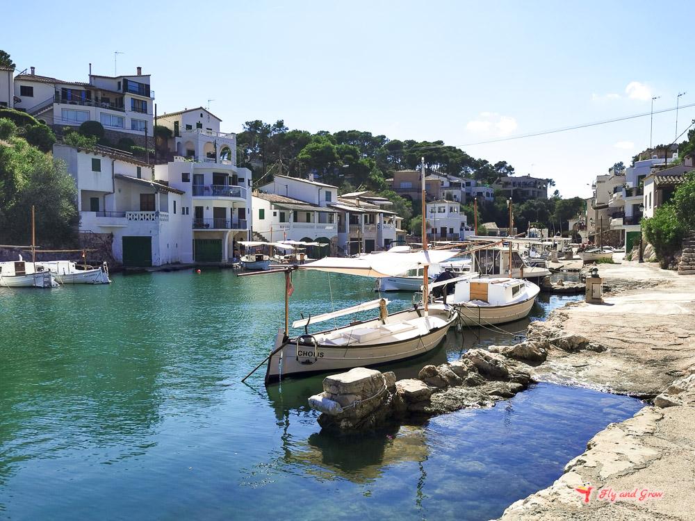 puerto de Cala Figuera