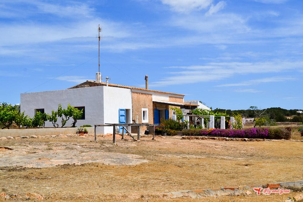 casa de campo Formentera