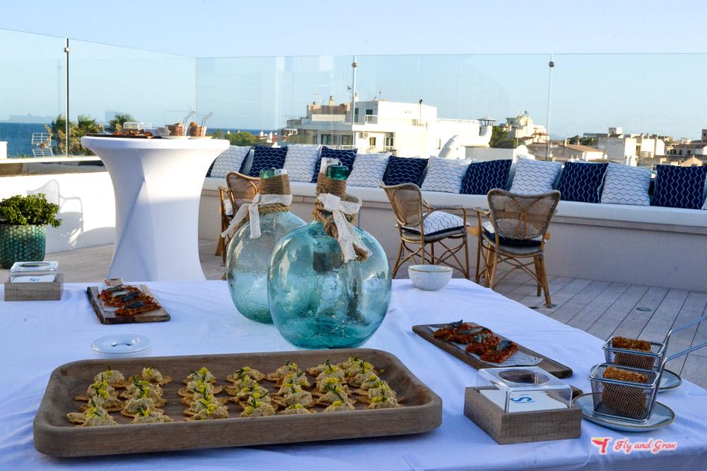 Aniversario de Baleares Travel Bloguers en Hotel HOnucai