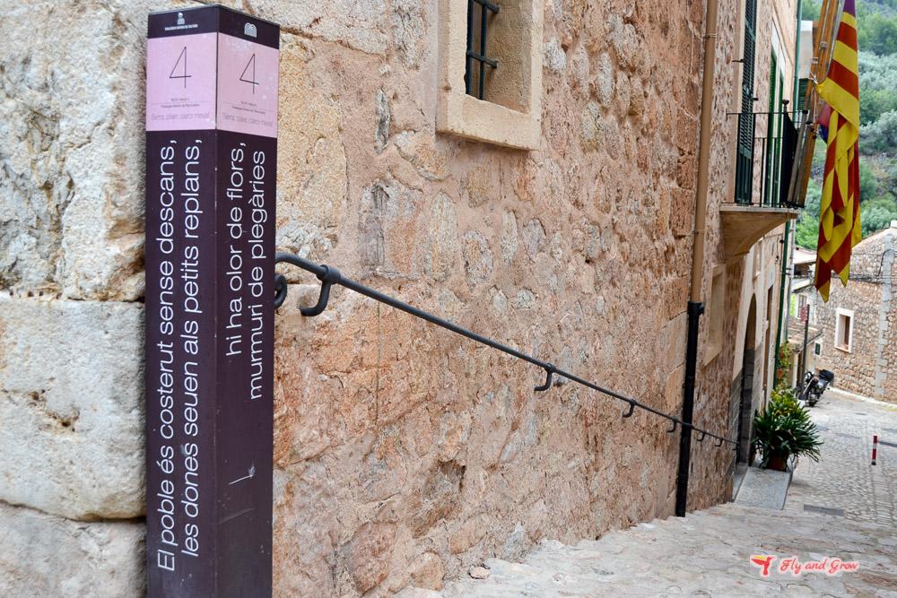 rutas literarias Mallorca