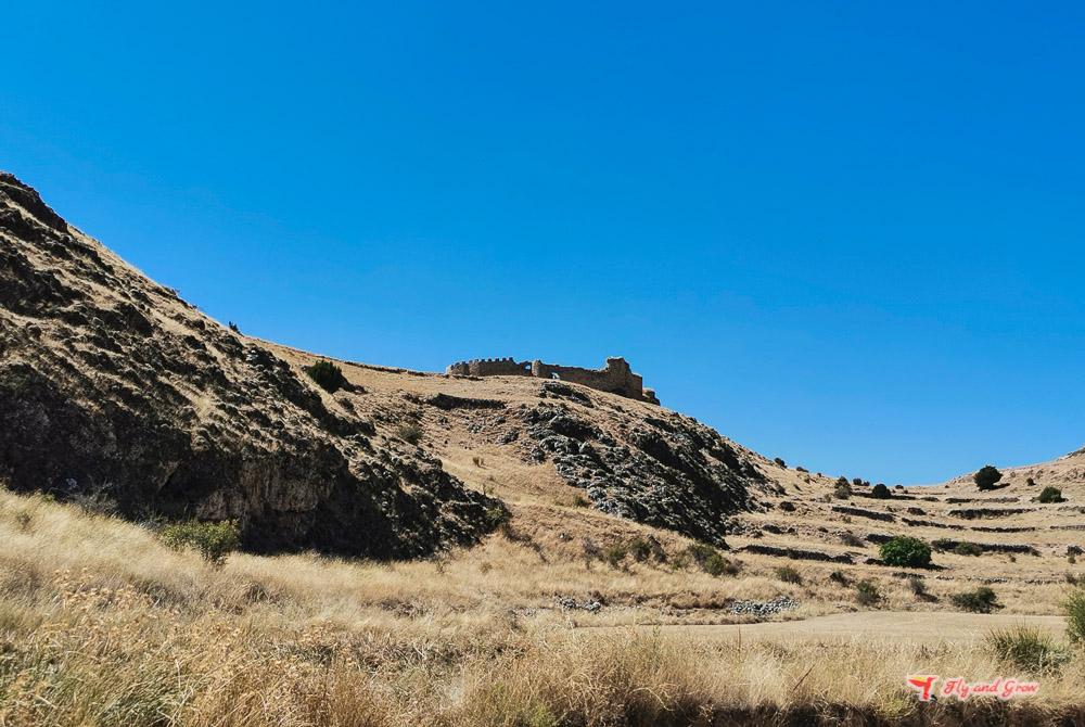 castillo de Ciria, Soria