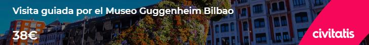 visita el Guggenheim Bilbao