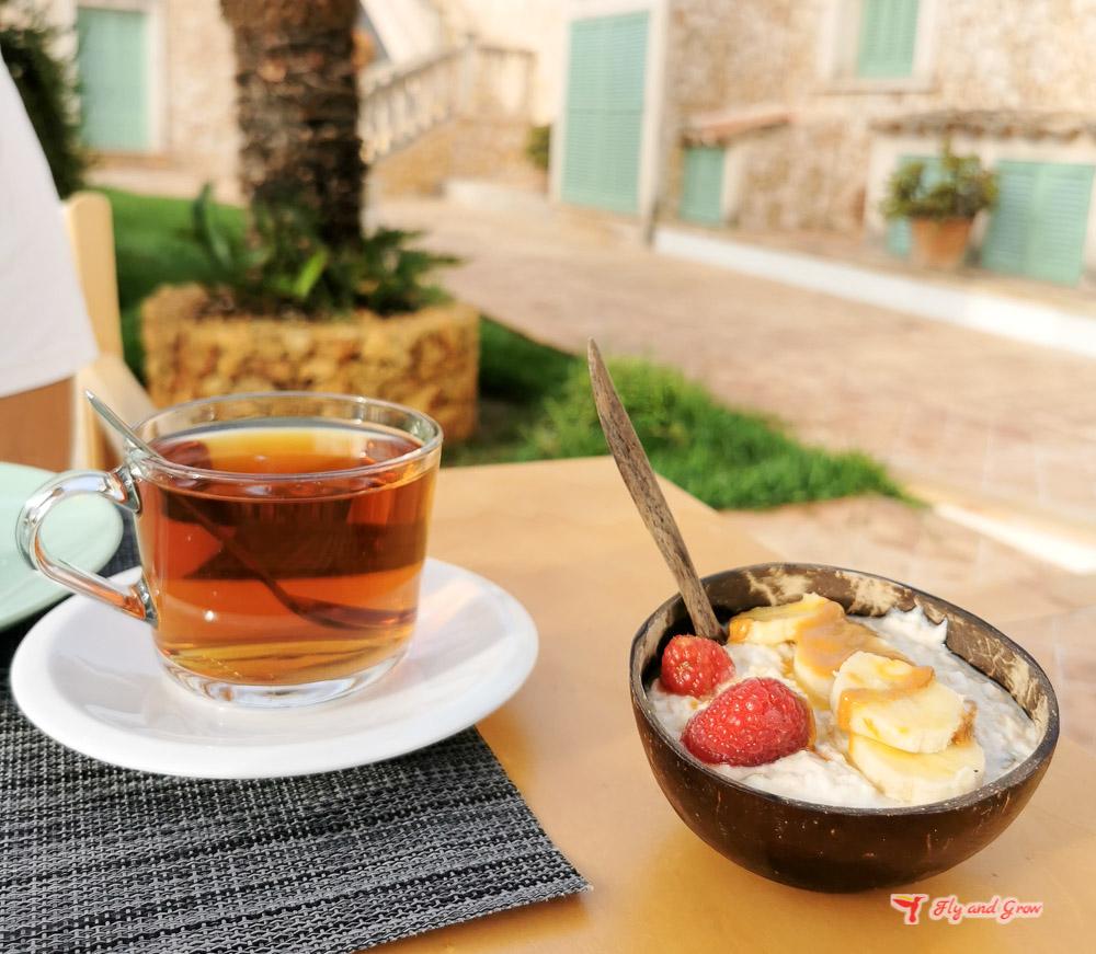 desayuno energético Mallorca