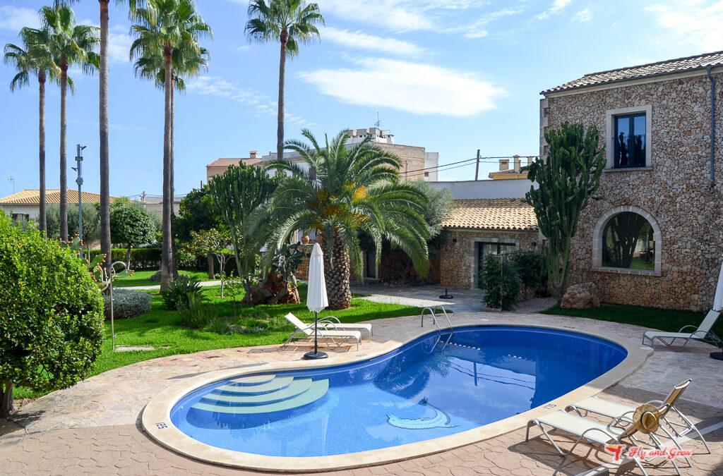 Petit Hotel Curolla, vida en el interior de Mallorca