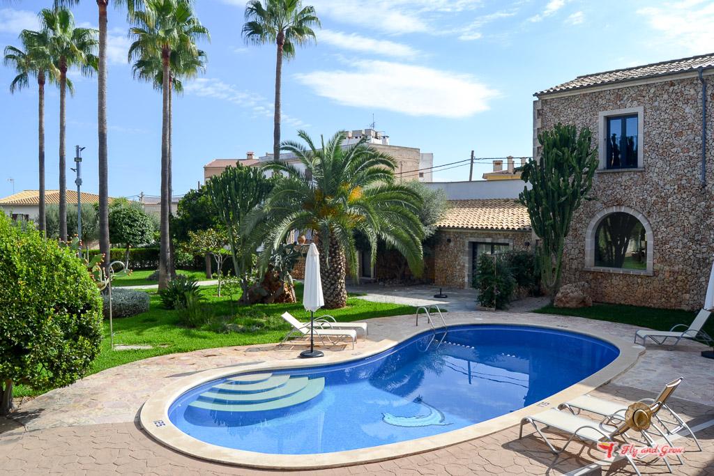 Experiencia Hotel Curolla de Mallorca