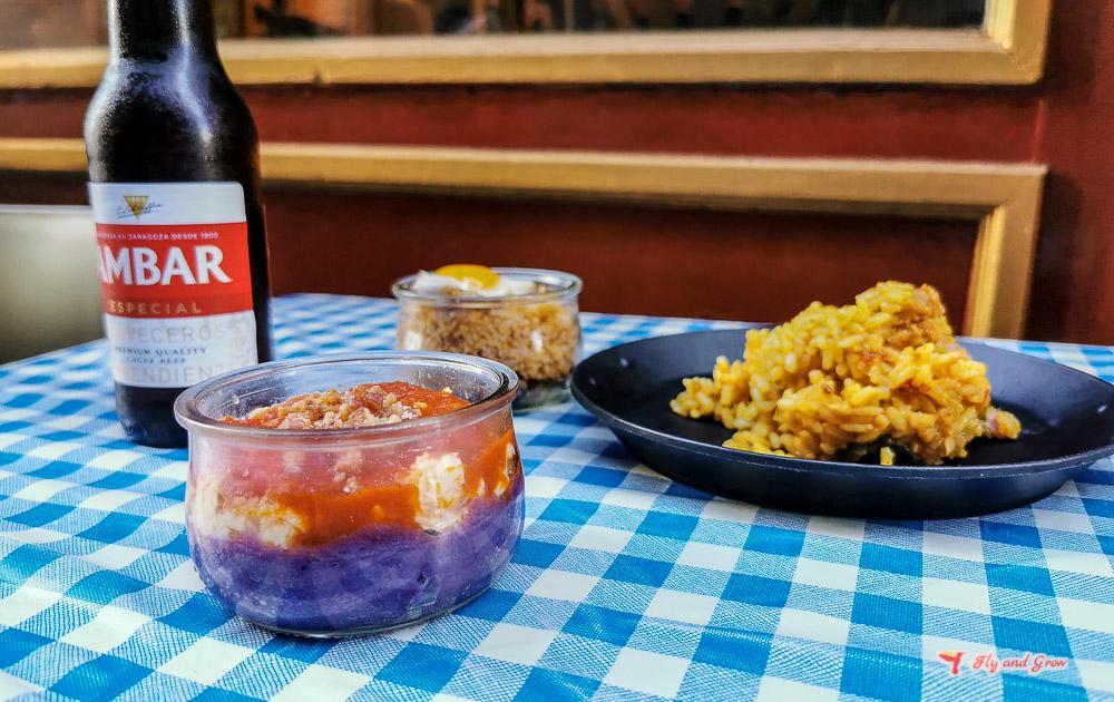donde comer en Zaragoza