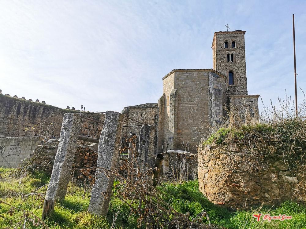 iglesia de Buitrago
