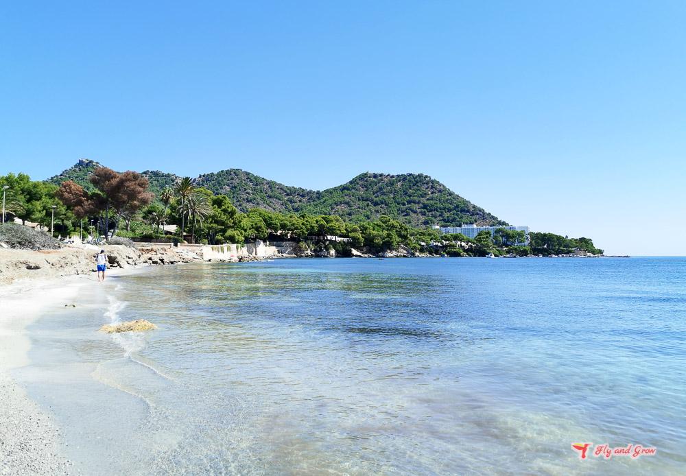 Playas cercanas a Son Servera