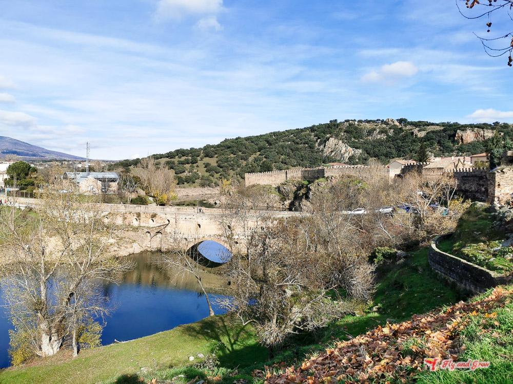 puente viejo de Buitrago