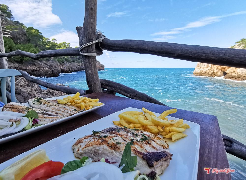 mejor restaurante con vistas de Mallorca