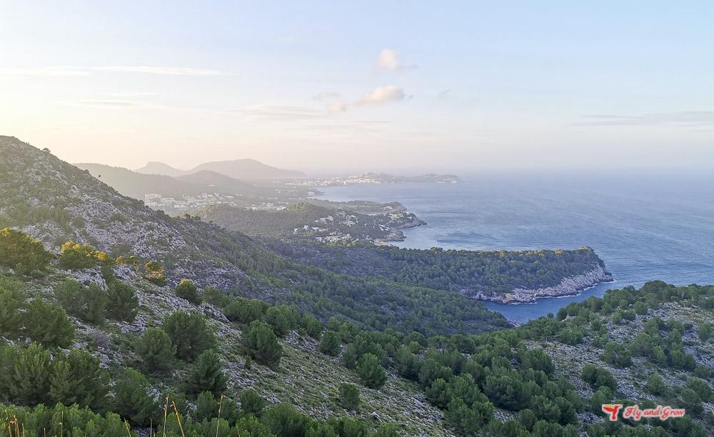 Torre del Cap Vermell en Mallorca: excursión fácil