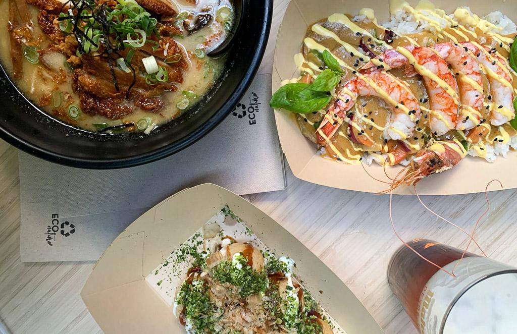 restaurantes asiáticos en Madrid