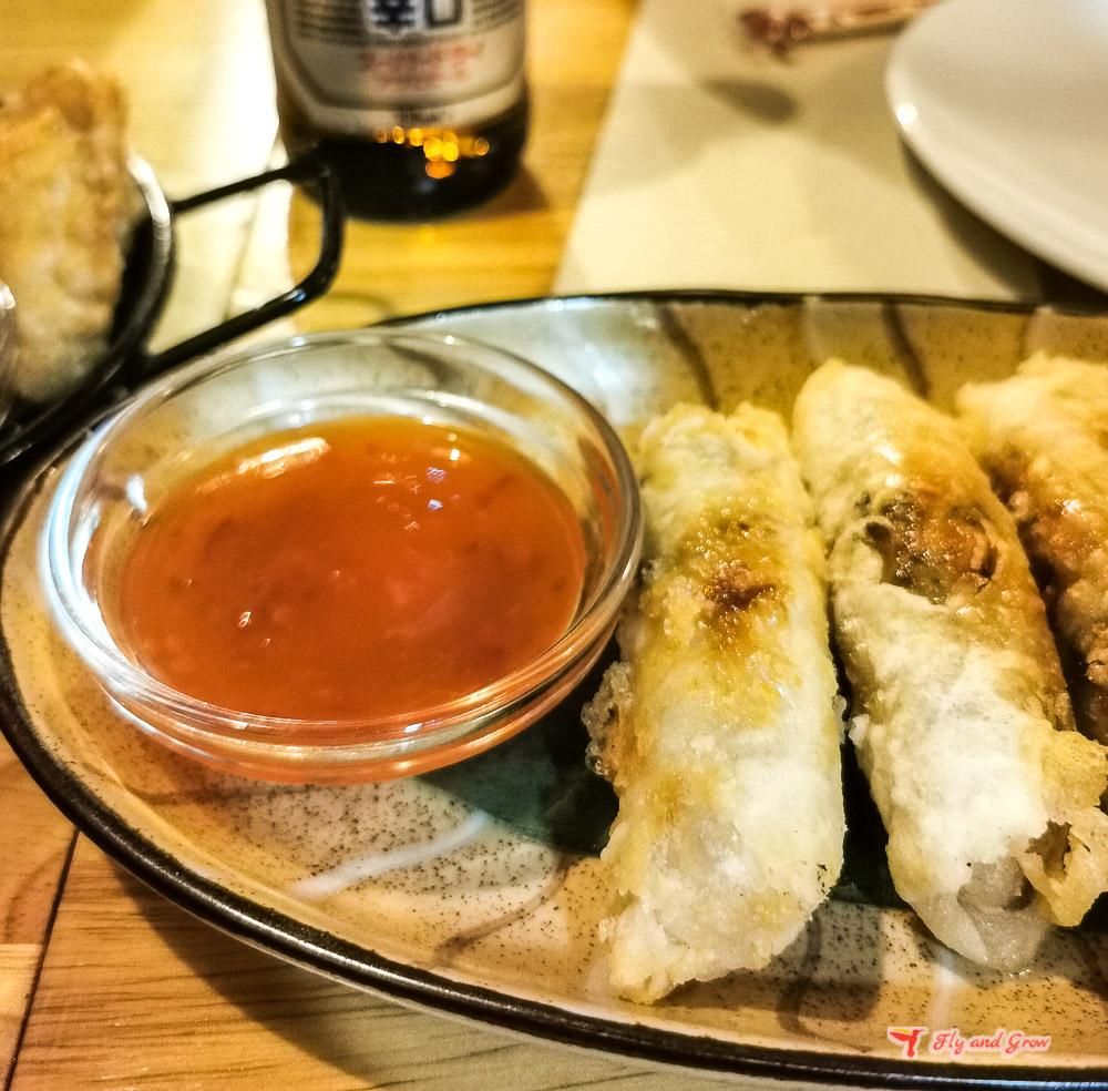 restaurante chino en Madrid